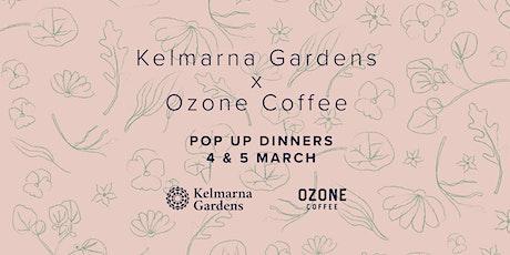 Farm Dinners #3: Ozone (Wednesday) tickets