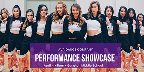 AVA Dance Company's Performance Showcase tickets