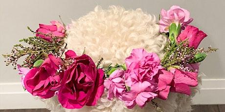 Mother's Day Flower Crown Workshop tickets