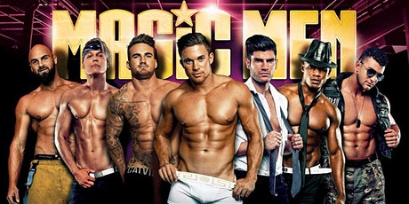 Magic Men Melbourne - Love Machine tickets