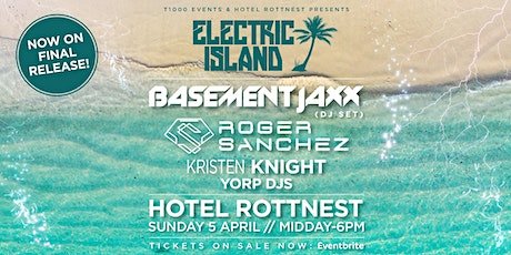 Electric Island tickets