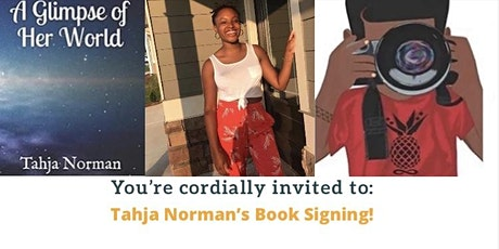 Tahja Norman's Book Signing tickets