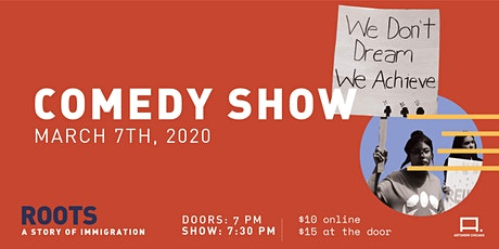 Artshow Chicago presents Roots Comedy Show tickets