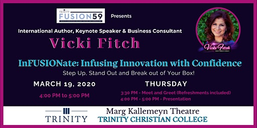 InFUSIONate: Infusing Innovation with Confidence