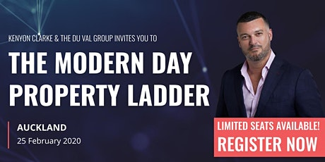 AKL: The Modern Day Property Ladder tickets