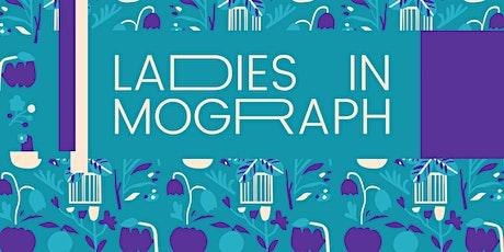 Ladies in Mograph Meet Up @ Brand New School tickets