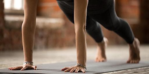 """Quantum Reconnect""- Advanced Posture Class"