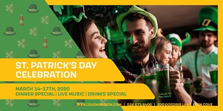 St. Patrick's Day Celebration at The Mansion tickets