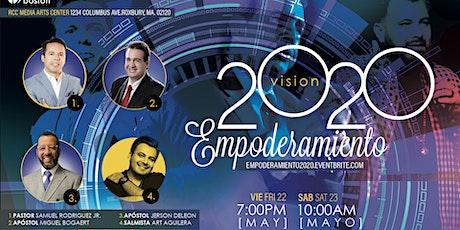 Empoderamiento Visión 2021  / Empowerment Vision 2021 tickets