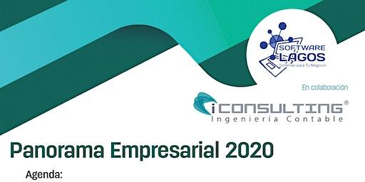 PANORAMA EMPRESARIAL 2020 | REFORMAS FISCALES & MITOS DEL LA NOM-035-STPS-2018