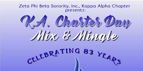 Kappa Alpha Mix & Mingle tickets