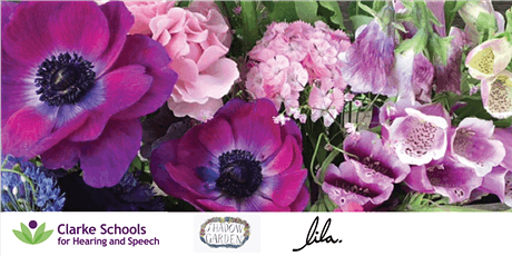 Floral Arrangement Workshop for Clarke Schools for Hearing and Speech tickets