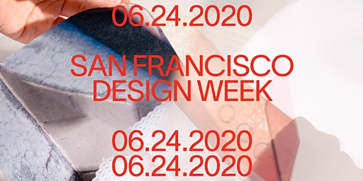 SF Design Week 2020: A Party on the Waterfront