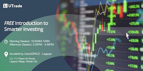 FREE Introduction to Smarter Investing Seminar tickets