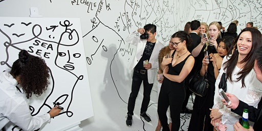 Shantell Martin Pop-Up Exhibition