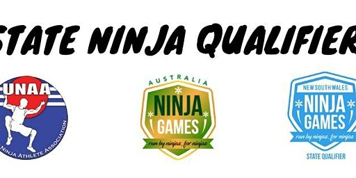 Ninja kids - ANG state Qualifier (NSW)