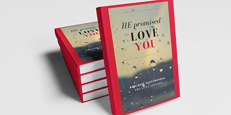 """He Promised To Love You"" BOOK SIGNING tickets"