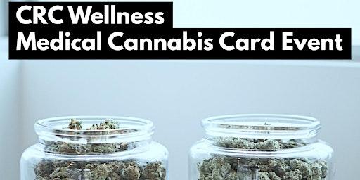 CRC Wellness Center Maryland Medical Cannabis Card Event
