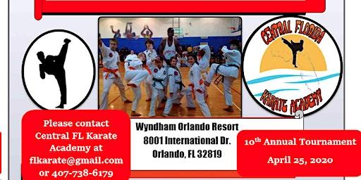 2020 Central FL Challenge- 10th Anniversary Martial Arts Tournament