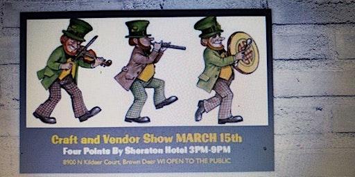 March Craft and Vendor Fair