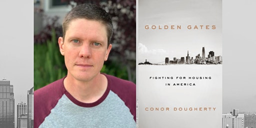 Conor Dougherty with Reed Albergotti - Golden Gates