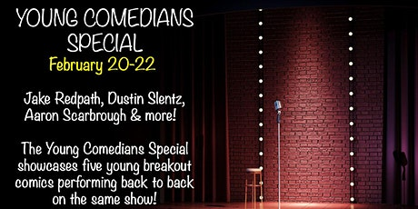 Young Comedians Special tickets