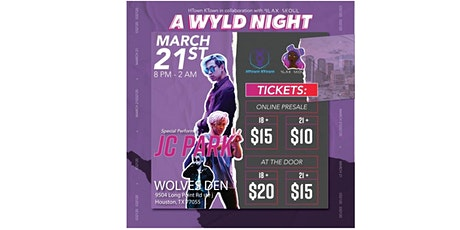 HTown KTown and Blax Seoul Presents: A Wyld Night tickets