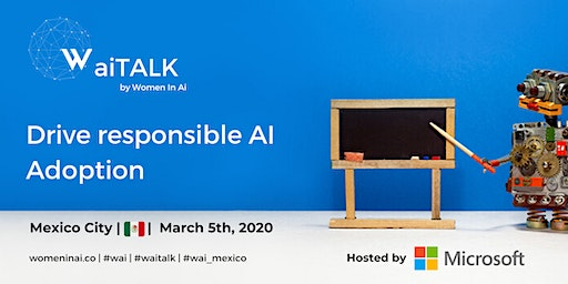 WaiTALK: Drive responsable AI adoption