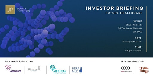 Investor Briefing | Future Healthcare