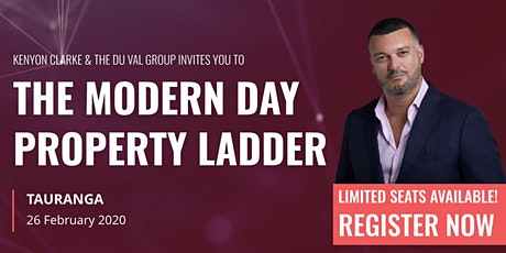 TGA: The Modern Day Property Ladder tickets
