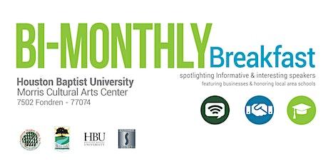 Bi-Monthly Breakfast tickets