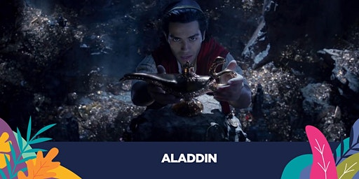Free movies at Beenleigh Town Square: Aladdin (new date)