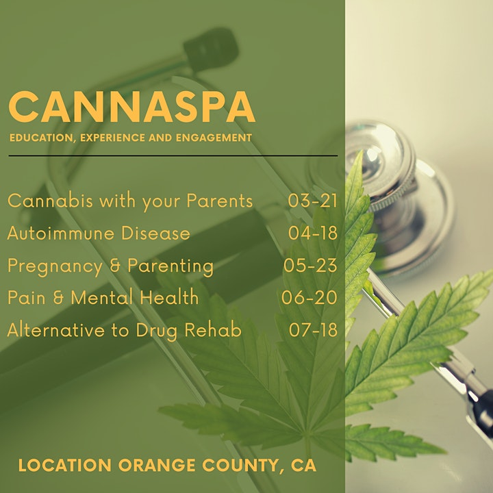 Cannaspa Self Care Eucation image