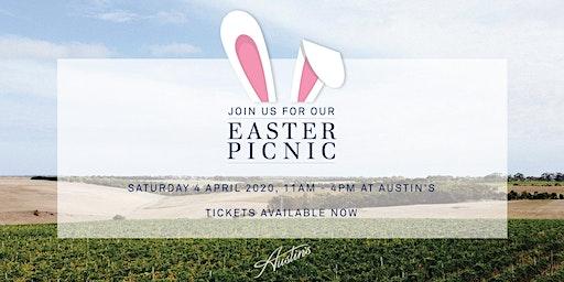 Austin's Easter Picnic