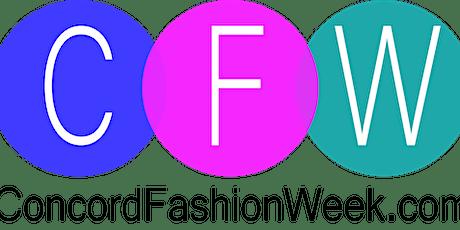 Concord Fashion Week Kids/Teens Runway Finale tickets