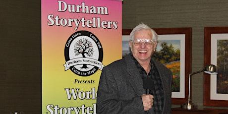 Durham Storytellers' February Storytelling Gathering tickets