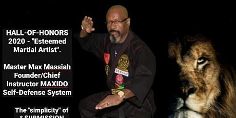 Maxido Self Defense Systems Seminar tickets