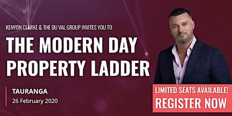 CHC: The Modern Day Property Ladder tickets