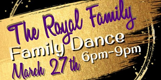 The Royal Family Mother/Son & Father/Daughter Dance