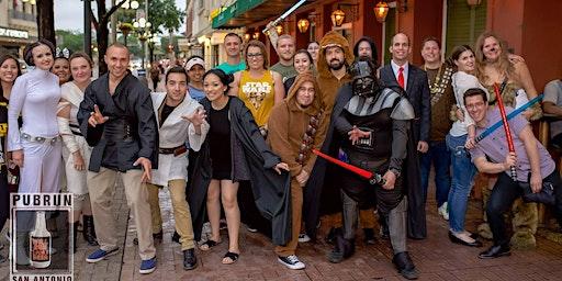 First Friday Pub Run - Star Wars Theme