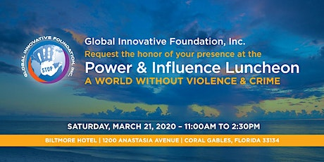 Power and Influence Luncheon tickets