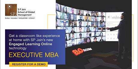 Study in one of the World's Top Business Schools  [Executive MBA Online] tickets