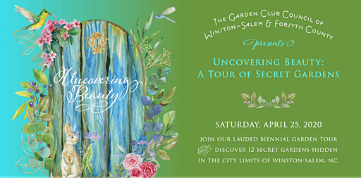 Uncovering Beauty - A Tour of Secret Gardens