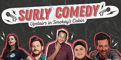 Surly Comedy Club tickets