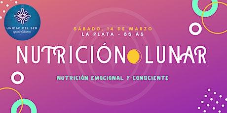 Nutrición Lunar: emocional y consciente (LA PLATA) entradas