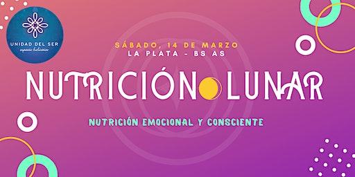 Nutrición Lunar: emocional y consciente (LA PLATA)