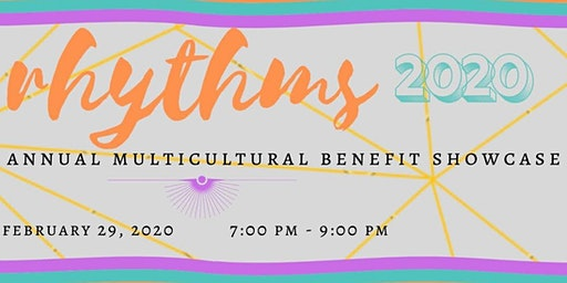 Rhythms Multicultural Benefit Showcase