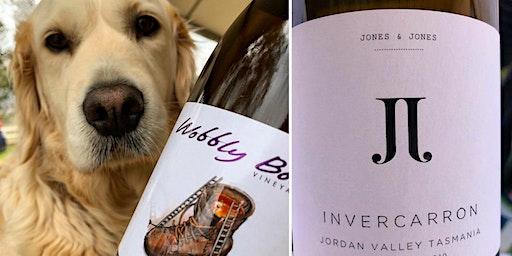 Ten Years in Tasmania wine tasting