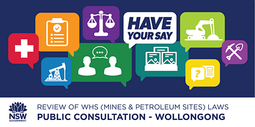 Public Consultation: Review of WHS (Mines & Petroleum Sites) Laws