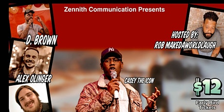 Zennith Communication Comedy Show tickets